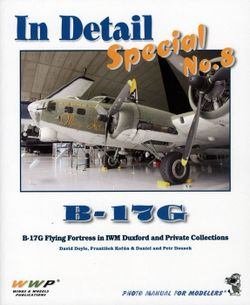 B-17G - In Detail Special No.8
