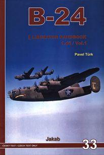 B-24 Liberator Handbook - 1.díl