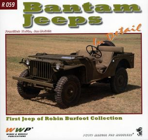 Bantam Jeeps - in detail