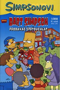 Simpsonovi: Bart Simpson 01/2018