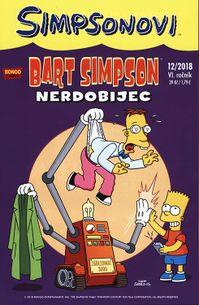 Simpsonovi - Bart Simpson 12/2018: NERDOBIJEC