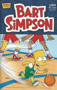 Simpsonovi - Bart Simpson 05/2019: Podfuk pod košem