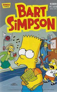 Simpsonovi - Bart Simpson 09/2019: Všichni opravdu nenávidí Barta