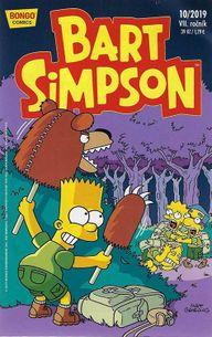 Simpsonovi - Bart Simpson 10/2019: Dilemata, dilemata