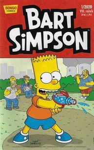 Simpsonovi - Bart Simpson 1/2020: Policajt neboli rošťák!