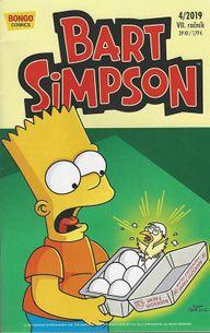 Simpsonovi - Bart Simpson 04/2019: Slepičí nálet