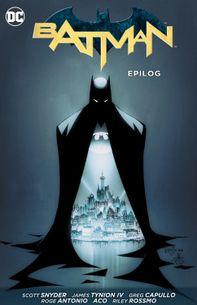Batman: Epilog (brožovaná väzba)