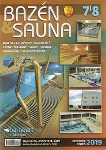 Bazén a sauna - predplatné