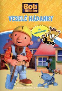 Bob the builder - Veselé hádanky so samolepkami