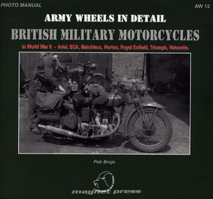 British military motorcycles in world war II