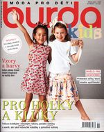 Burda Kids - Móda pro děti - speciál 2/2019