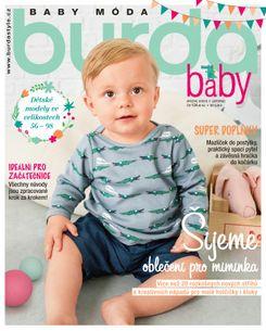 Burda Baby - Móda pro děti speciál 2018