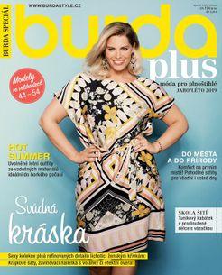 Burda Plus: móda pro plnoštíhlé - predplatné