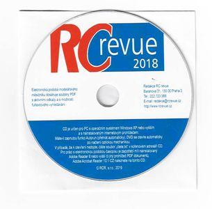 CD ROM - RC Revue 2018