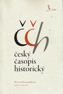 Český časopis historický - predplatné