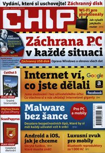 Chip + DVD - predplatné