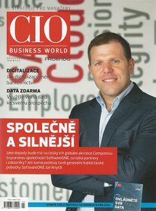 CIO Business world - predplatné