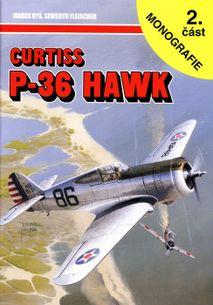 Curtiss P-36 Hawk - 2.část