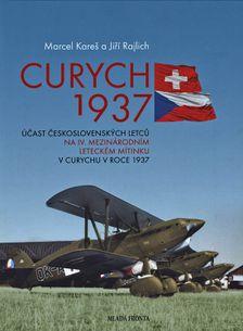Curych 1937: Účast československých letců na IV. mezinárodním leteckém mítinku v Curychu v roce 1937