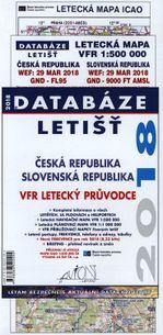 Databáze letišť 2018 ČR+SR (klasická verze)