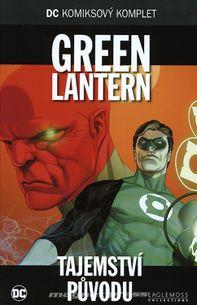 DC KK 3 - Green Lantern: Tajemství původu