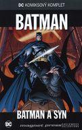 DC KK 4 - Batman: Batman a syn