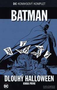 DC KK 6 - Batman: Dlouhý Halloween - kniha první