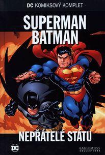 DC KK 13 - Superman, Batman: Nepřátele státu