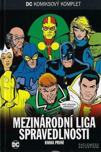 DC KK 61: Mezinárodní liga spravedlnosti - Kniha první