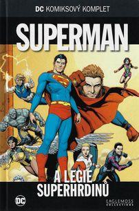 DC KK 64: Superman - A legie superhrdinů