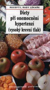Diety při onemocnění hypertenzí (vysoký tlak)