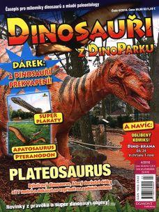 Dinosauri z DinoParku