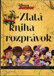 Disney Junior: Zlatá kniha rozprávok