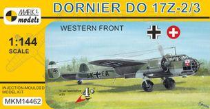 "Dornier Do 17Z-2/3 ""Western Front"" - stavebnica"