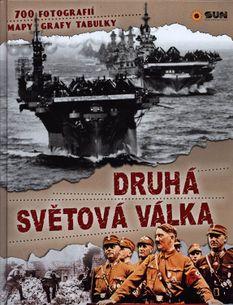 Druhá světová válka: 700 fotografií, mapy, grafy, tabulky