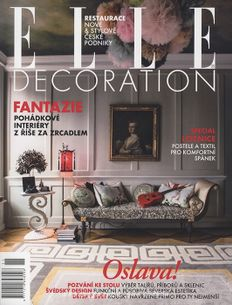 Elle Decoration - Zima 2016