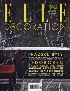 Elle Decoration - Zima 2018
