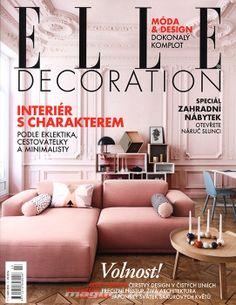 Elle Decoration - Jaro 2016