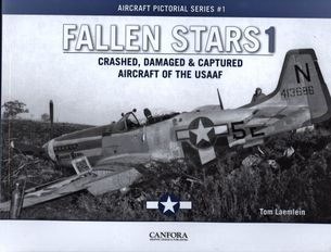 Fallen Stars 1 Crashed, Damaged & Captured Aircraft of the USAAF