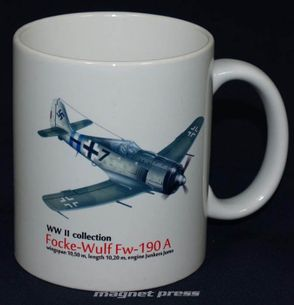 Focke-Wulf Fw-190 A - Hrnček