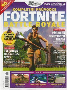 SCORE Speciál 2019 - Kompletní průvodce FORTNITE - Battle royale
