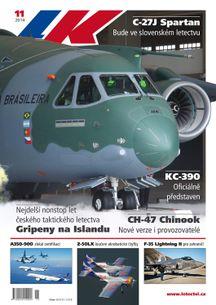Letectví + kosmonautika č.11/2014 (e-vydanie)