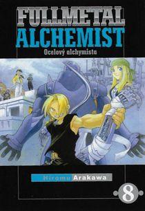 Fullmetal Alchemist - Ocelový alchymista 8