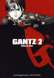 Gantz č.02