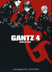 Gantz č.04