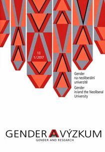 Gender a výzkum - predplatné