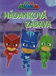 Hádanková zábava - PJ MASKS