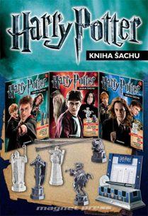 Harry Potter kniha šachu - kolekcia