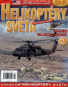 Helikoptéry světa č.02