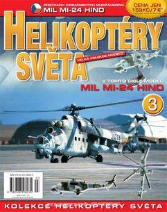 Helikoptéry světa č.03